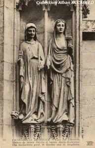 saintes marthe et marie madeleine