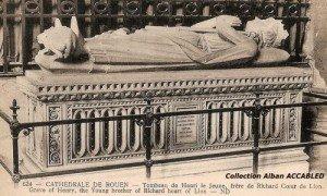 tombeau de Henri le Jeune