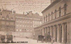ancienne gare rue verte