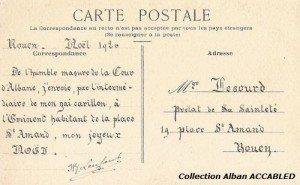 Maurice Lenfant texte