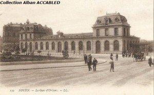 Gare d'Orléans