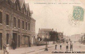 Avenue Jean Rondeau