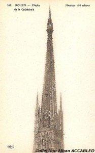 Fleche de la Cathédrale