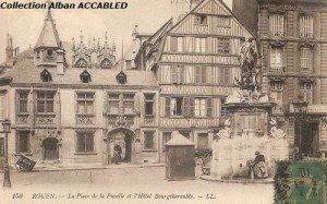 Hotel de Bourgtheroulde 1