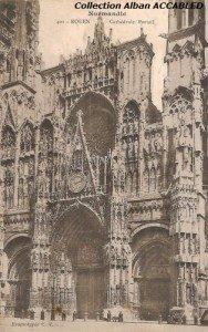 Portail Cathédrale 1