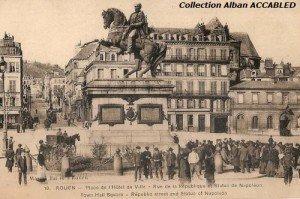 Statue de Napoléon 1
