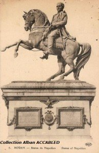Statue de Napoléon 2