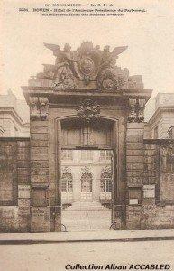 Hôtel de la Première Présidence