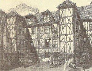 Maison Quai aux Celliers